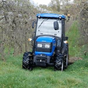 Smalspoor tractoren
